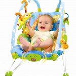 Tiny Love Gymini Bouncer w baby (2)