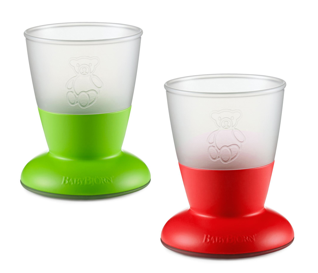 BabyBjorn Cup_Red_Green (3)