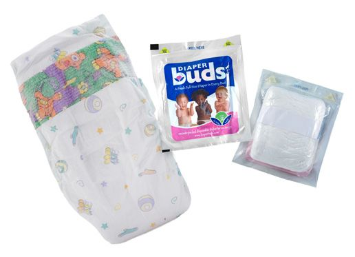 Bud and Diaper