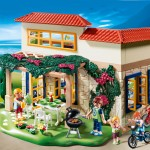 Playmobil_4857 Built_Summer House (2)