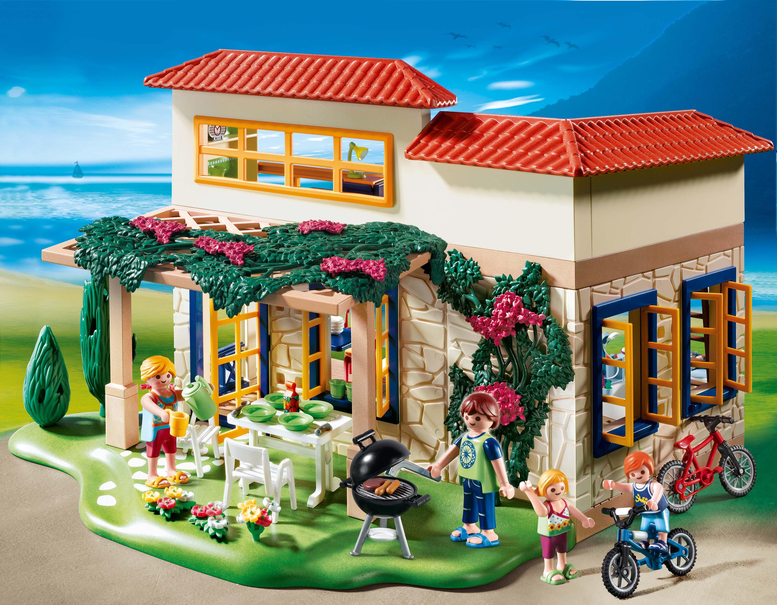 Playmobil_4857 Built_Summer House (2)