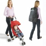 QuickSmart_Backpack Stroller Combo