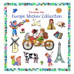 Europe Sticker Collection Cover - PRINT (2)