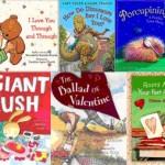 Valentine's Day Book Photo Strip (2)