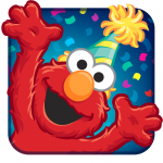 Elmo Birthday Bash App Icon