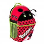 Raskullz 'Buggins' Backpack (red)