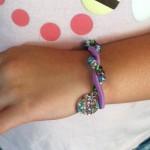 peace sign bracelet close up HR