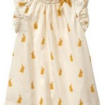 PB_Girl Yellow and White Bunny dress 34.95-003