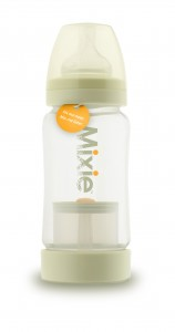 mixie bottle 8oz tag