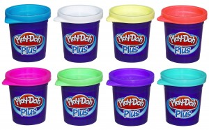 PLAY-DOH PLUS Variety Pack (2)