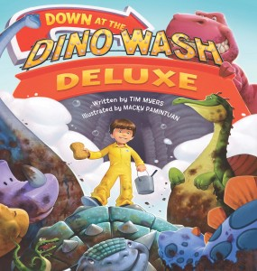 Down at the Dino Wash