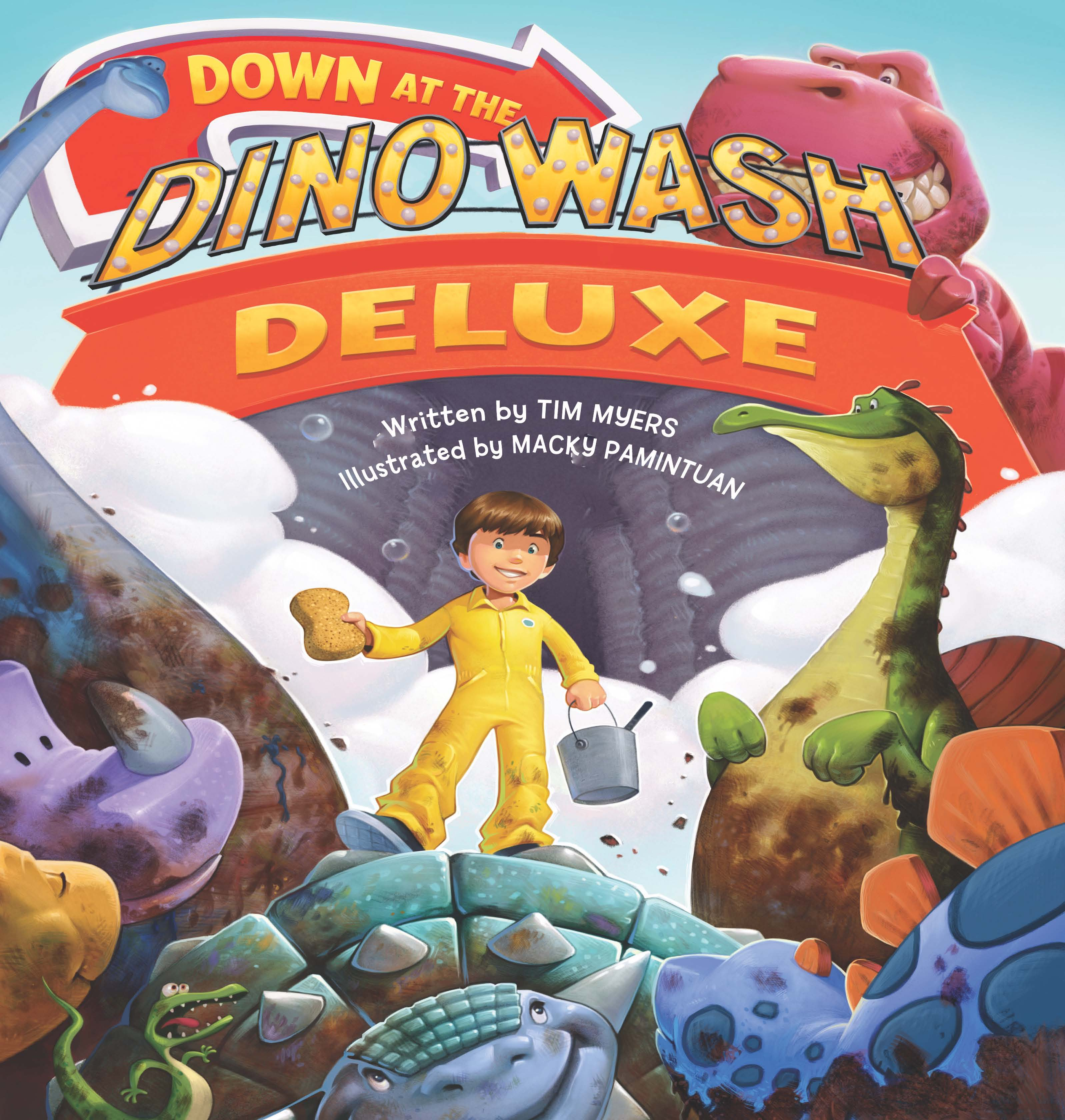 Down at the Dino Wash
