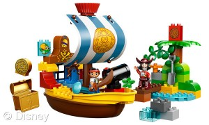 Jake and the Never Land Pirates ship
