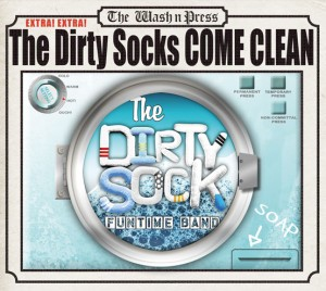 The Dirty Socks Come Clean cover art_72dpi