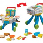 VTech 2-in-1 Shop  Cook Playset