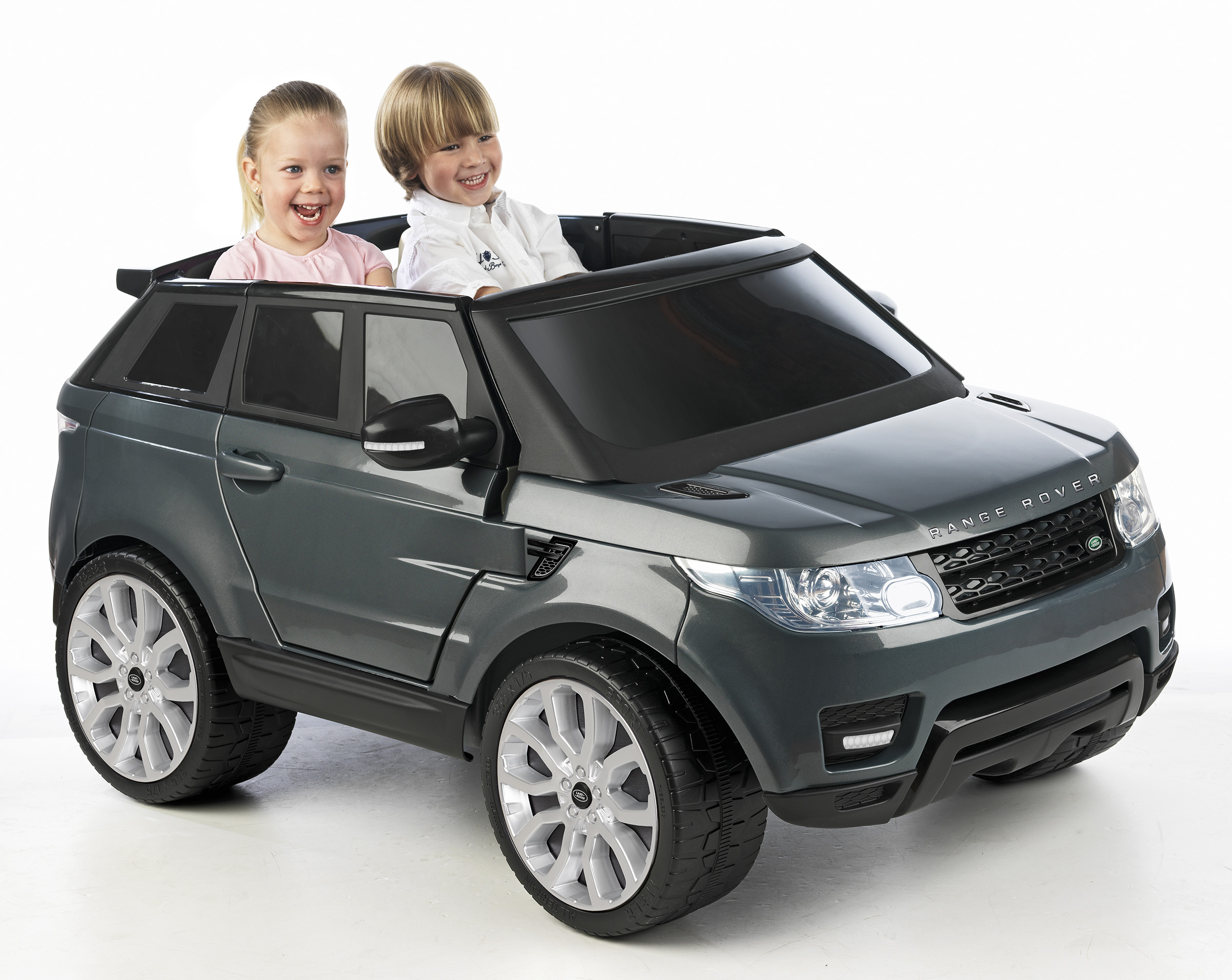 c124975b4 ride-on roundup: famosa range rover, dynacraft hello kitty coupe ...