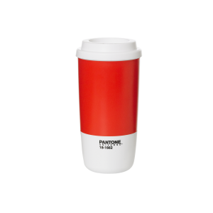 10115 PANTONE Universe Thermo Cup_Flame Scarlet - 18-1662