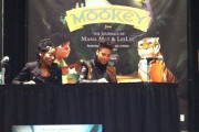 Alicia Keys at Toy Fair 2014
