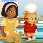 Daniel Tiger Frustration at School