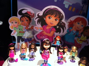 Dora Nickelodeon Toy Fair 2014