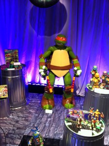 Turtles Nickelodeon Toy Fair 2014