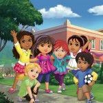 2 - Dora and Friends Into the City!