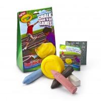 Chalk Grab 'n' Go Games_Foot Hockey