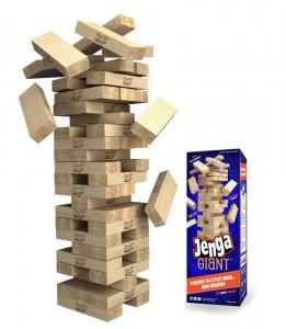 Jenga falling (2)