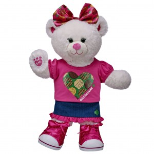 Girl Scout Bear